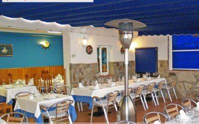 Su Comunión en el restaurante marisquería Hermanos Alvarez