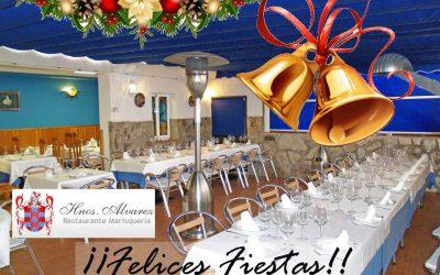 En Marisquería Hermanos Álvarez os deseamos Feliz Navidad!!!